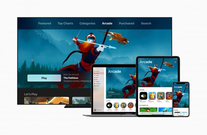 Apple Arcade startet am 19. September in Deutschland