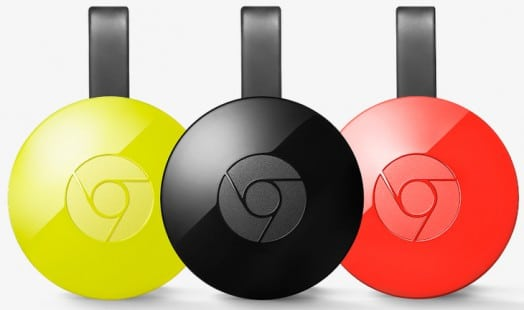 Chromecast 2 / New Chromecast