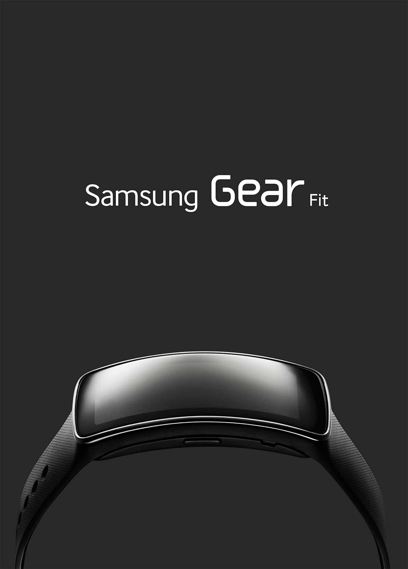 samsung stellt samsung gear fit uhr vor android digital. Black Bedroom Furniture Sets. Home Design Ideas