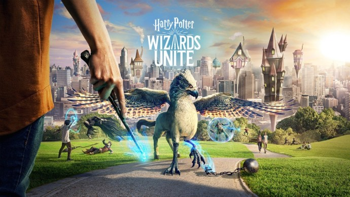 Harry Potter Wizards Unite ab sofort auch in Deutschland
