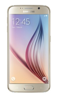 Samsung Galaxy S6 Gold Platinum