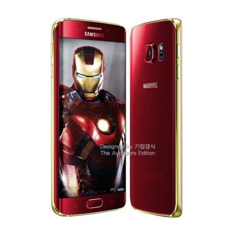Samsung Galaxy S6 Iron Man Edition