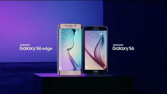 Samsung Galaxy S6 S6 Edge