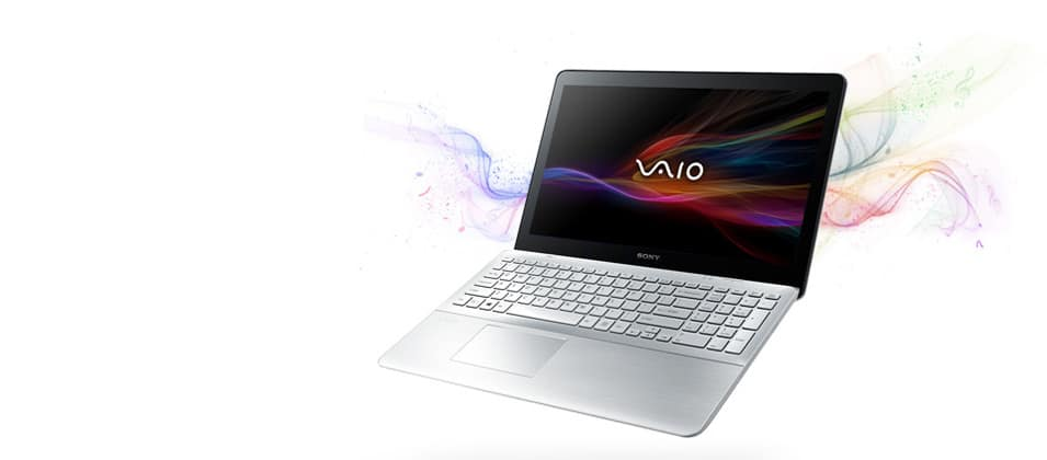 Sony VAIO Fit - Quelle: sony.de